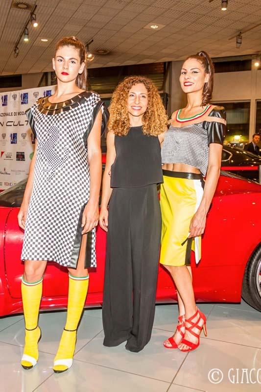 2016 -Concorso Internazionale di Moda Ferrari Fashion Cult MAM